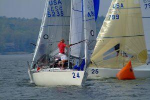Easter Regatta @ Columbia Sailing Club