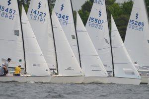 Lightning Spring Championship @ Columbia Sailing Club