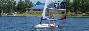 Summer Camp Session 1 @ Columbia Sailing Club